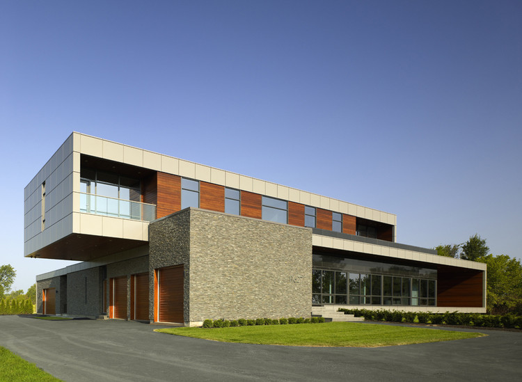 Riverhouse Niagara / Zerafa Studio, © Tom Arban