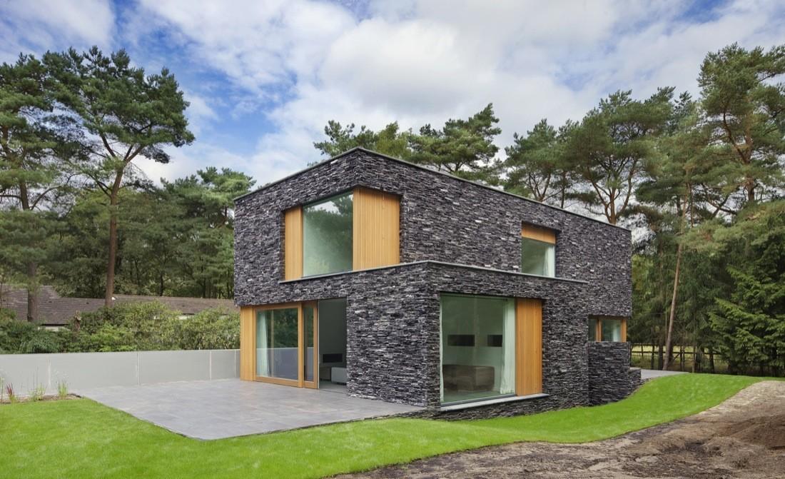 Gallery of villa soest zecc architecten 1 for Architecture moderne maison individuelle
