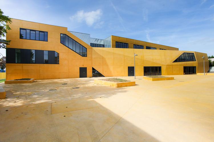 Apprentice Formation Centre / AIR, © Denis Ferrattier