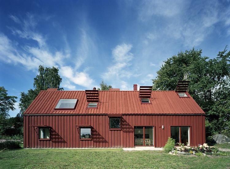 House Karlsson / Tham & Videgård Arkitekter, © Åke E:son Lindman