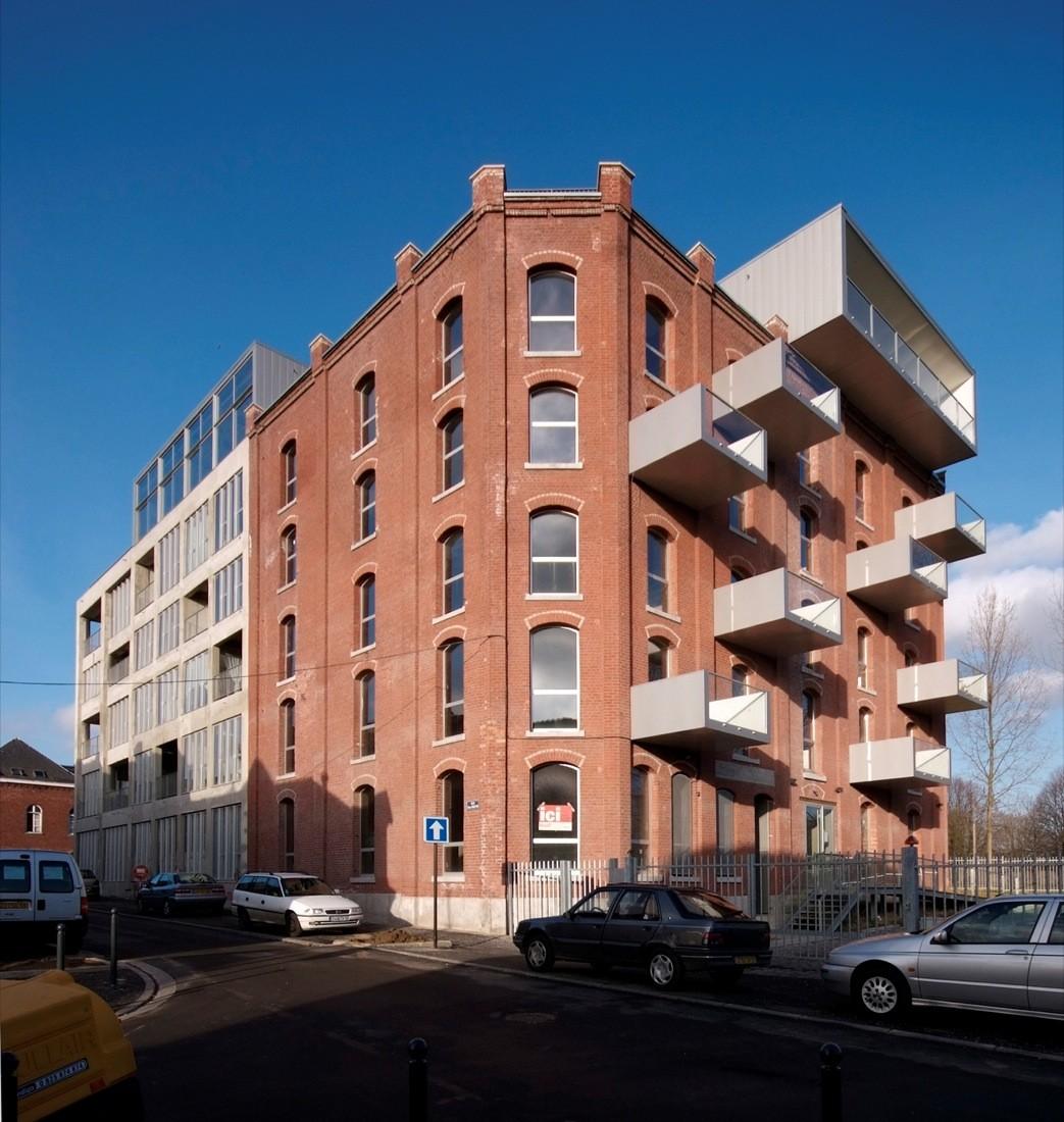 La Minoterie / TANK Architectes, © Jean-Pierre Duplan photograph