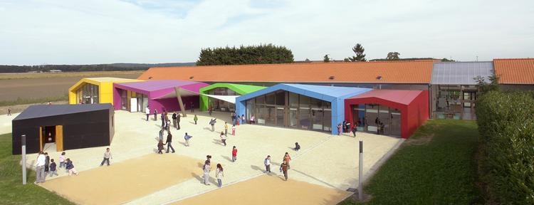Children's Recreation Centre / AIR Architecture, © David Boureau