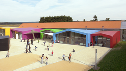 Children's Recreation Centre / AIR Architecture