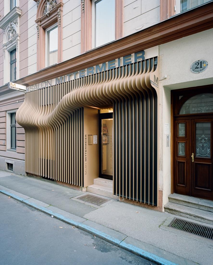 Hairstyle Interface / x Architekten, © David Schreyer