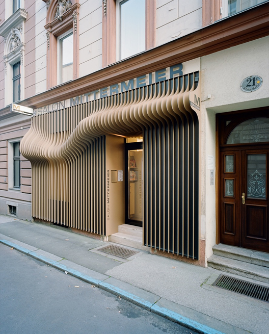 Hairstyle Interface / x Architekten, © David Schreyer