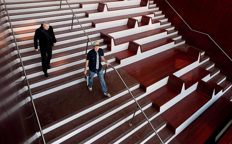What Is Juilliard >> Gallery of The Juilliard School / Diller Scofidio + Renfro ...