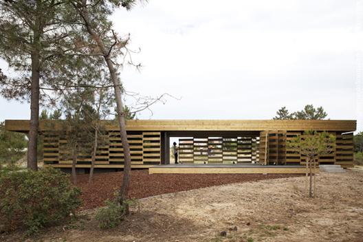 Pavilion at Aventura Park / PARATELIER, © Leonardo Finotti