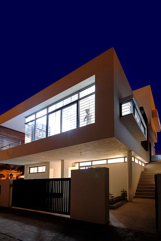 Satish Nayak Residence / The Design Firm, © The Design Firm