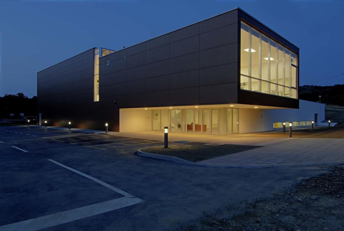 Sports Hall Sveti Martin / Sangrad, © Sandro Lendler