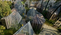 Cages for Macaws / Enric Batlle & Joan Roig Architects