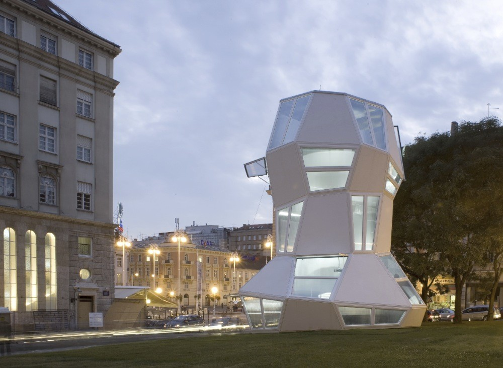 Zagreb Pavilion / njiric+ arhitekti, © Matko Stankovic
