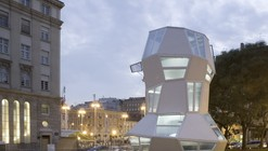 Zagreb Pavilion / njiric+ arhitekti