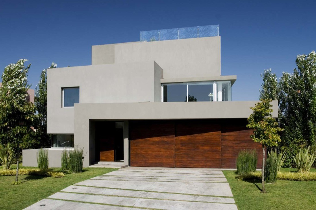 Gallery Of Waterfall House Andres Remy Arquitectos 1