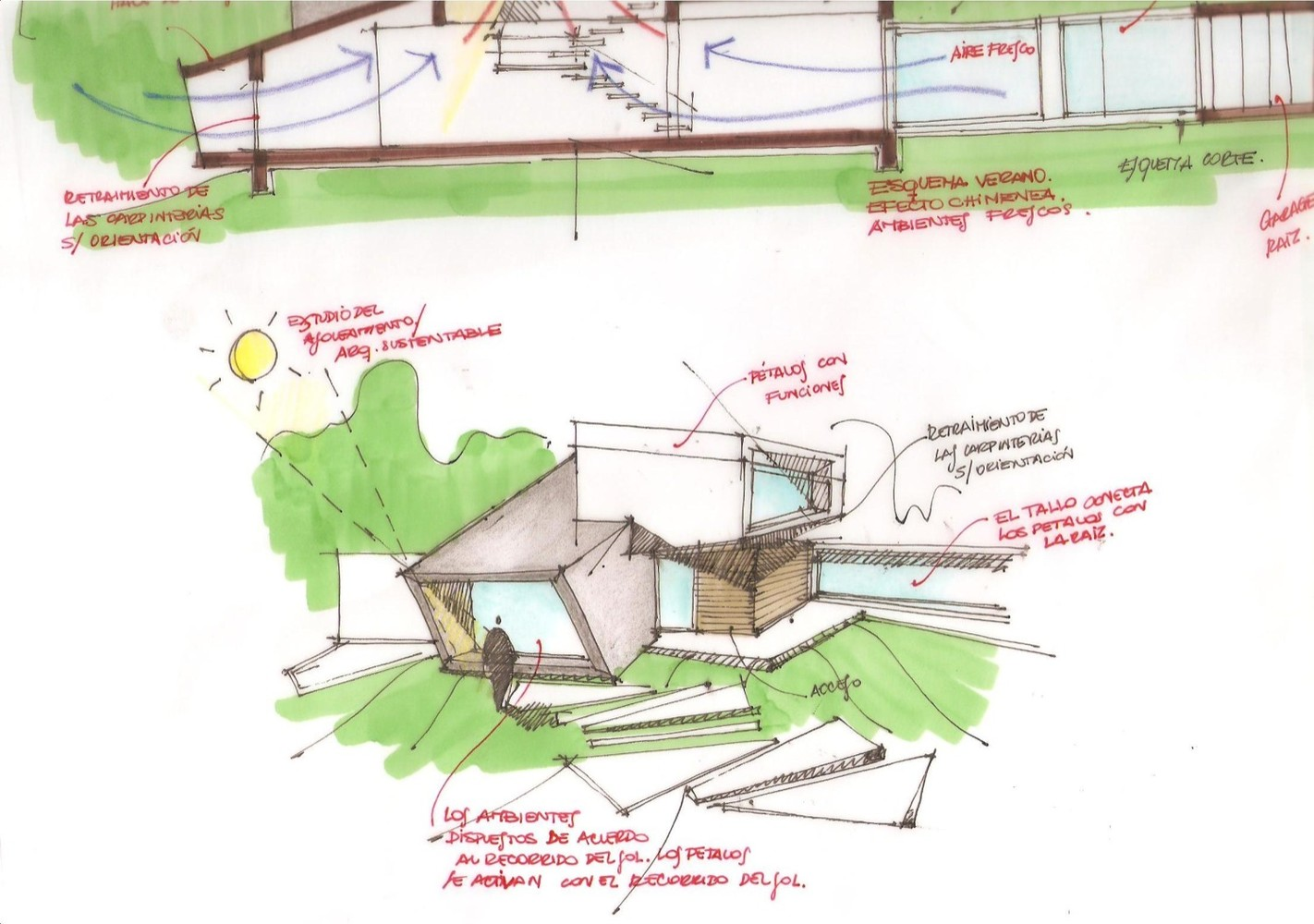 Gallery Of Orchid House Andres Remy Arquitectos 13 - Orchid-house-by-andres-remy-arquitectos