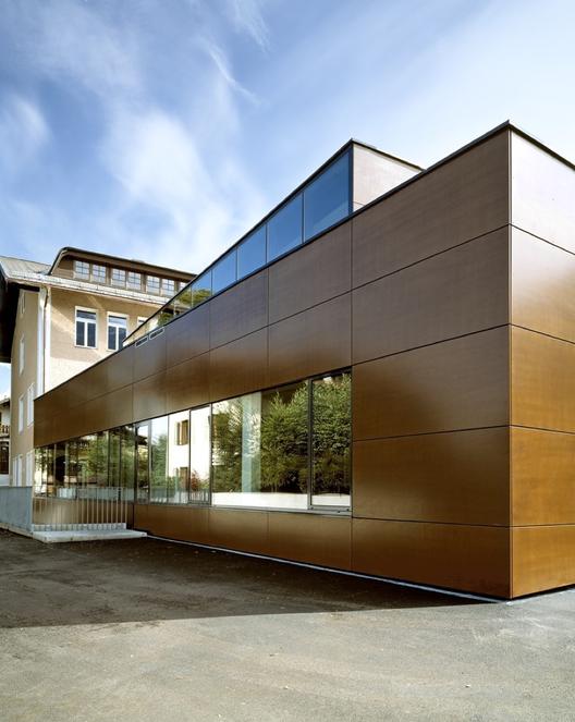 Kuchl Grammar School / kadawittfeldarchitektur, © Angelo Kaunat