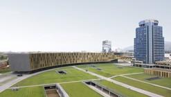 Voest Alpine Office Center / Dietmar Feichtinger Architectes