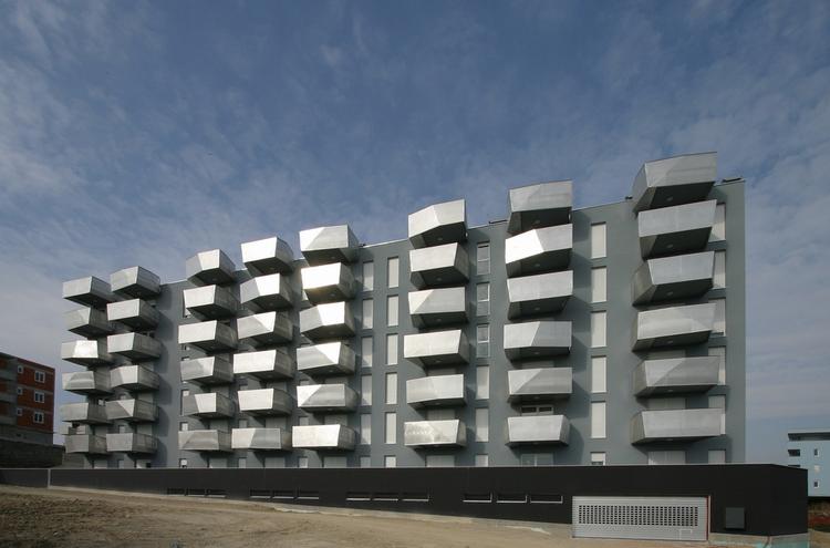 Residental Building 7-4 / Arhipolis, © Arhipolis