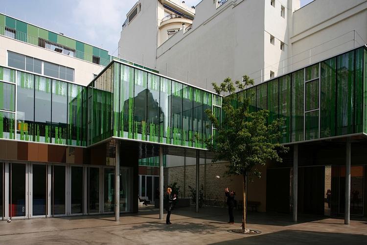 Elementary school / Hamonic + Masson & Associés, © Herve Abbadie