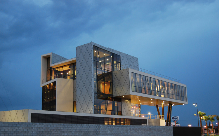 Darcons Headquarters / Arquitectura en Proceso, © Francisco Lubbert