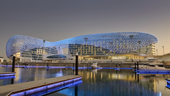 The Yas Hotel / Asymptote Architecture