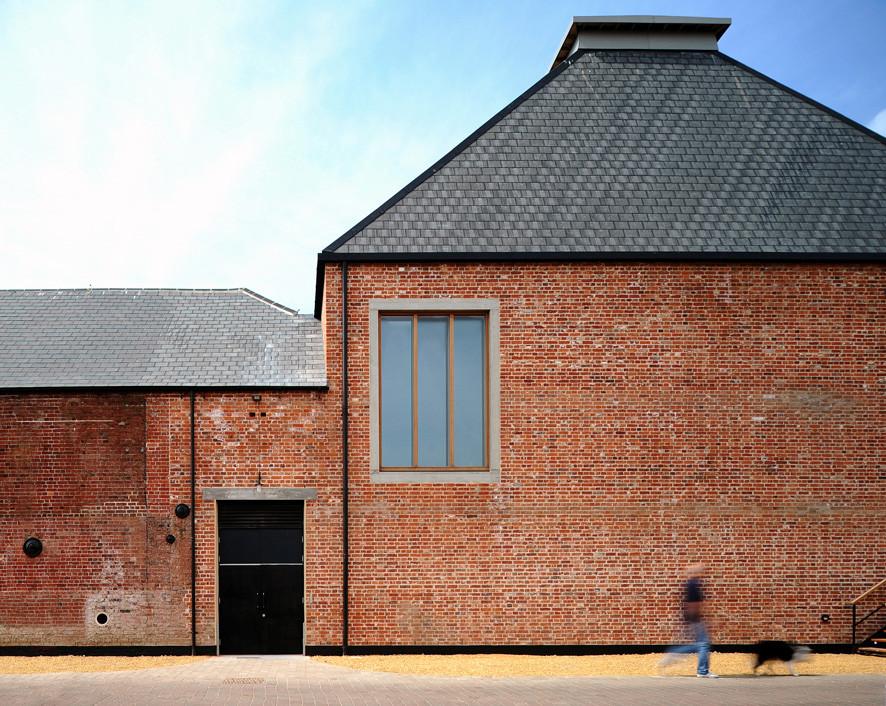 Aldeburgh Music / Haworth Tompkins, © Philip Vile