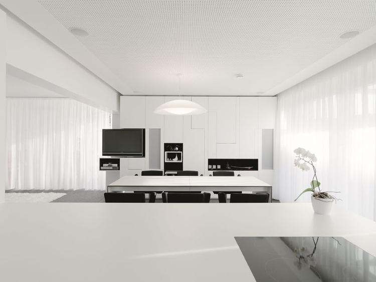 Apartment Fandl / Schlosser + Partner, © Croce&Wir