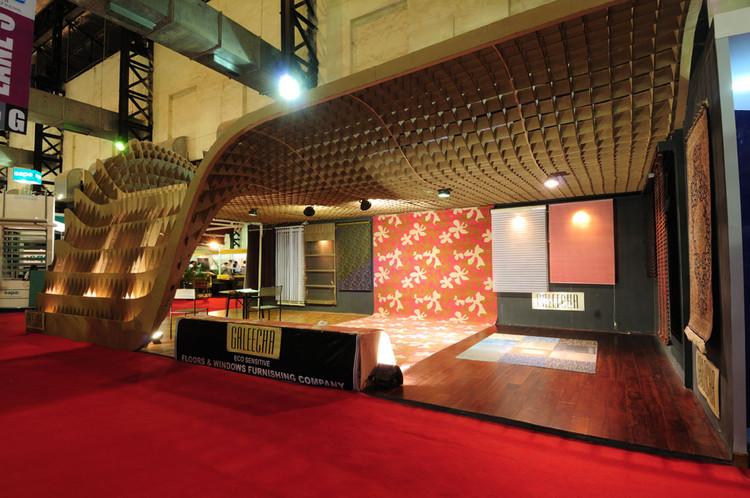 ACE Pavilion / Sameep Padora & Associates, © Raju Shukla