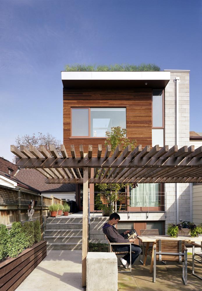 Euclid Avenue House / Levitt Goodman Architects, © Ben Rahn/A-Frame