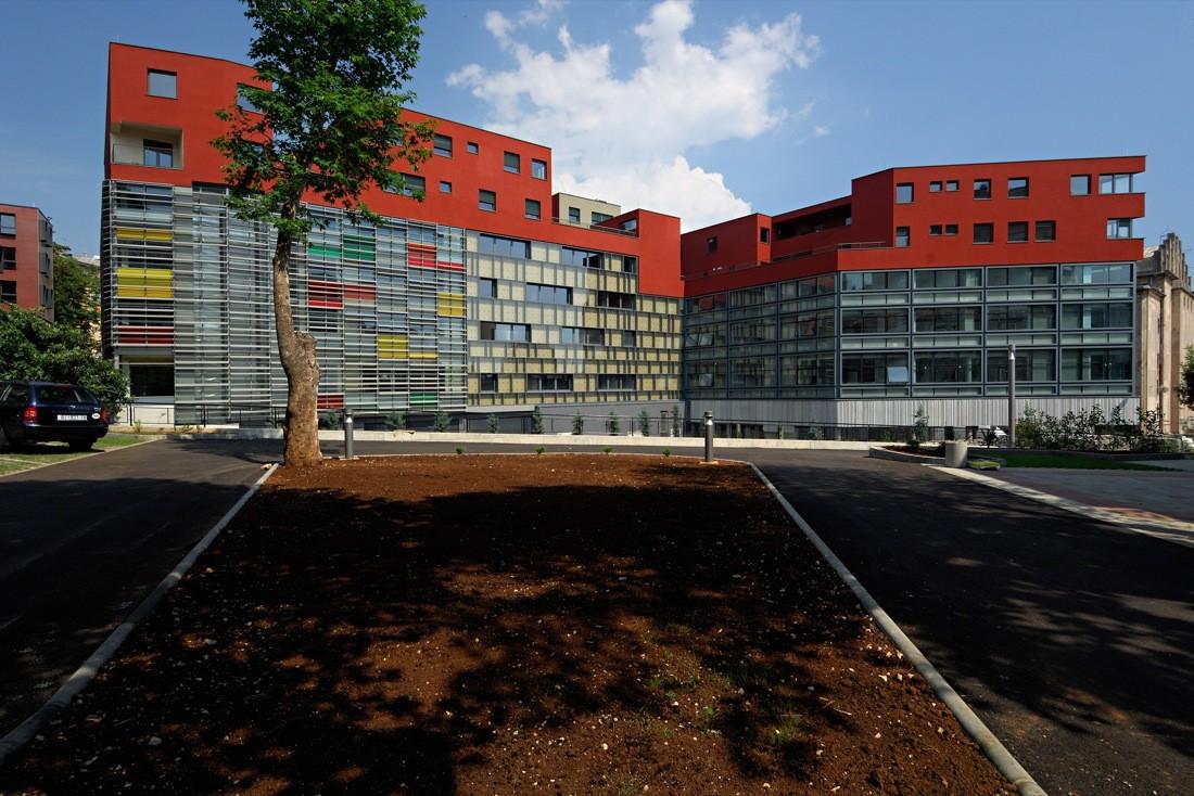 Zagrad Center / Randić & Turato, © Robert Leš