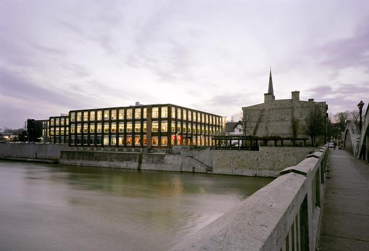 Waterloo School of Architecture / Levitt Goodman Architects, © Ben Rahn/A-Frame