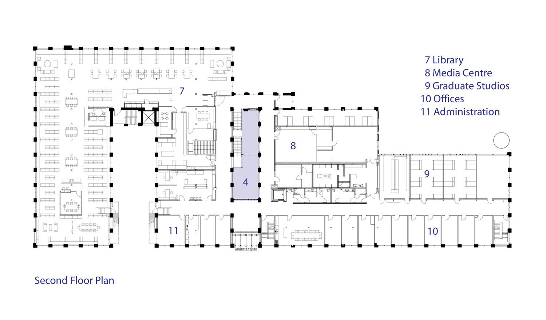 Gallery Of Waterloo School Of Architecture Levitt Goodman Architects 9