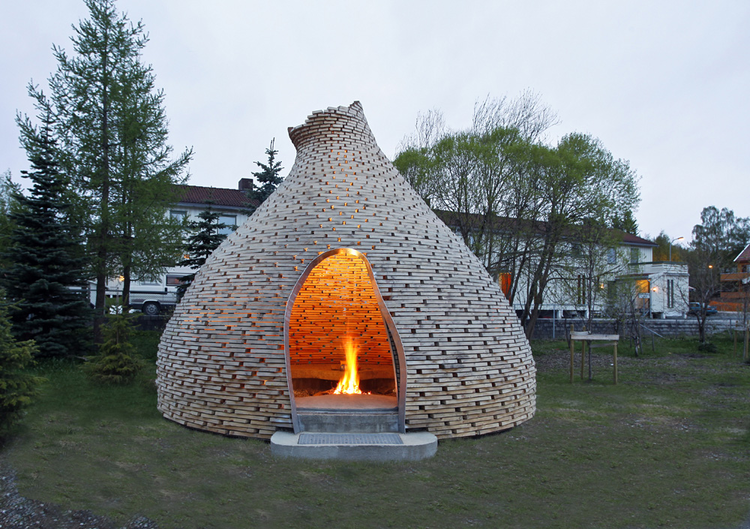 Fireplace for Children / Haugen/Zohar Arkitekter, ©  Jason Havneraas & Grethe Fredriksen