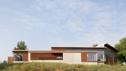 Bent + Sliced Residence / Hufft Projects