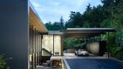 Wood Block Residence / Chadbourne + Doss