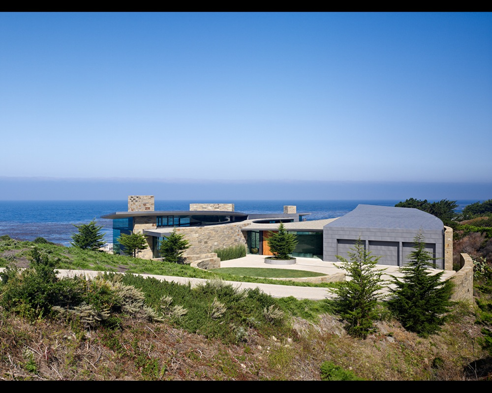 Otter Cove Residence / Sagan Piechota Architecture, © Joe Fletcher