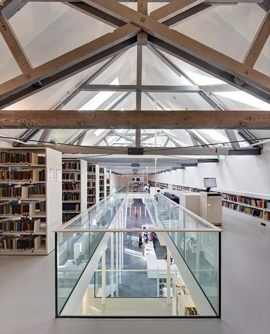 University library Utrecht / Grosfeld van der Velde Architecten, © Rene de Wit