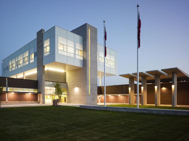Roy McMurtry Youth Centre / Kleinfeldt Mychajlowycz Architects, © A-Frame – Ben Rahn