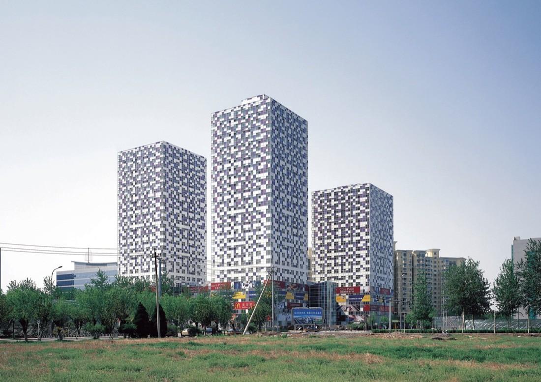 Mosaic / SAKO Architects, © Shu He & Misae Hiromatsu