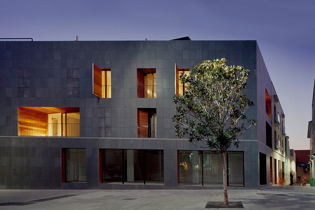 137 Housing / H Arquitectes, Courtesy of H Arquitectes