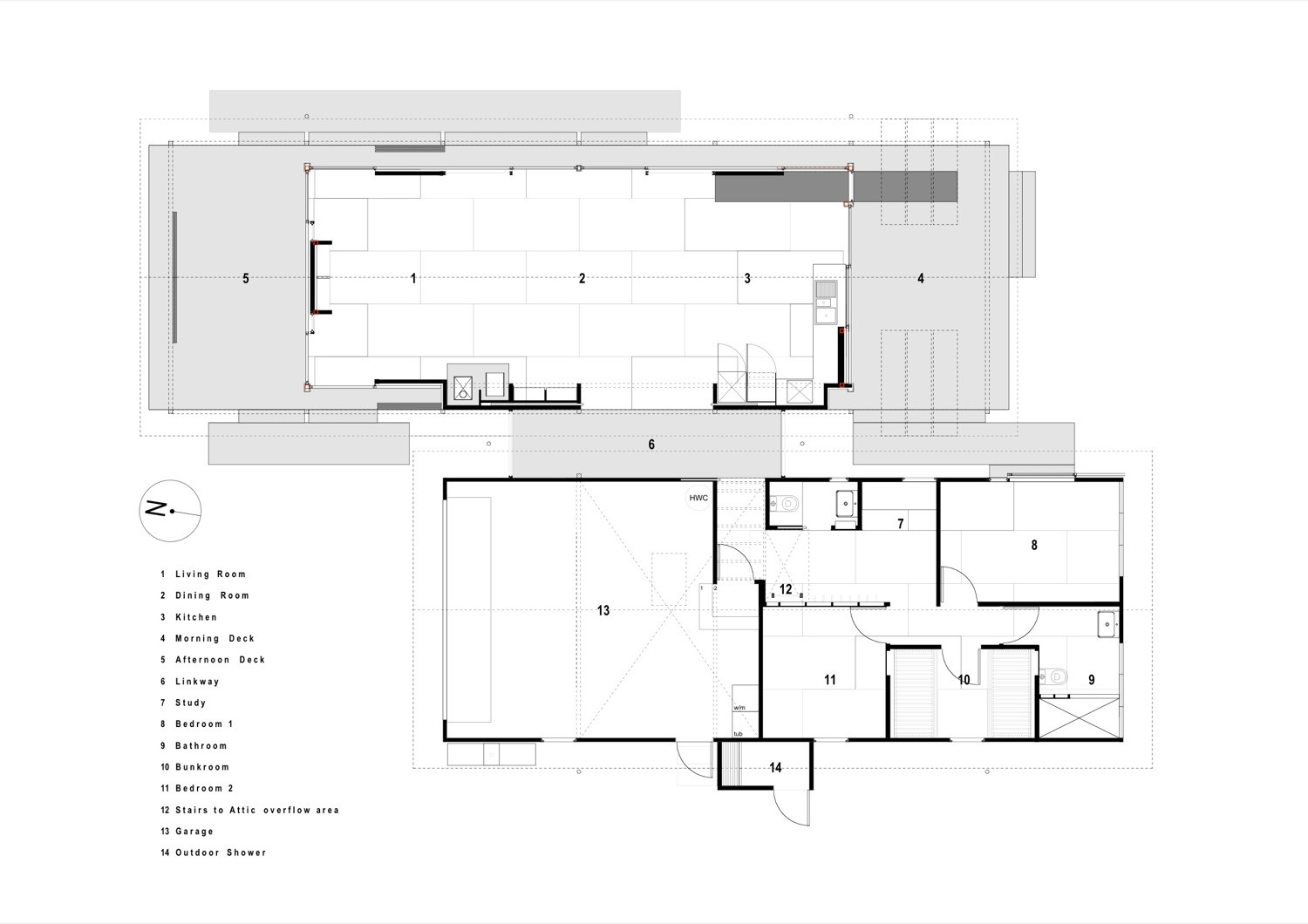 Gallery Of Shoal Bay Bach Parsonson Architects 17