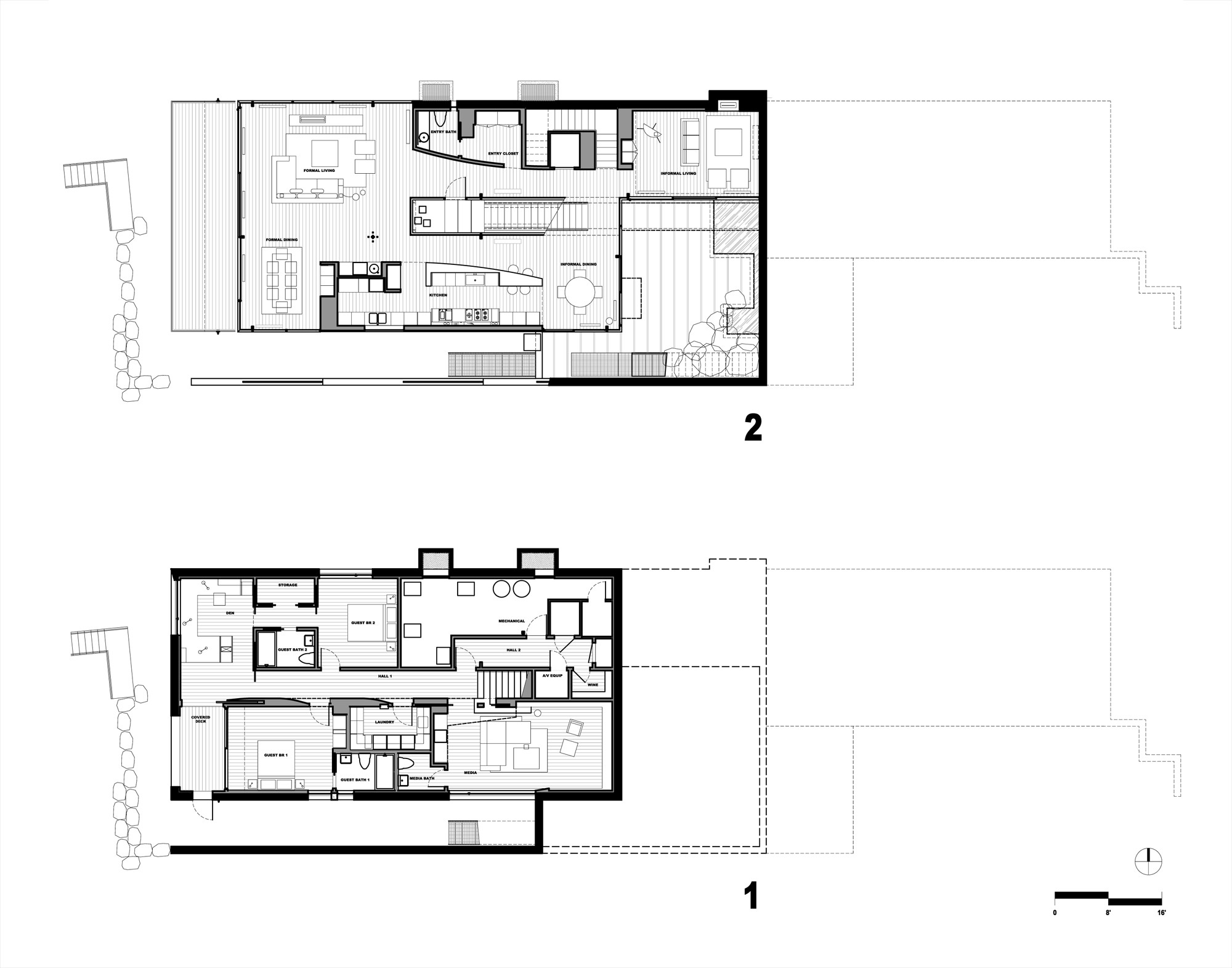 100 Courtyard House Plan House House Plans With Courtyard