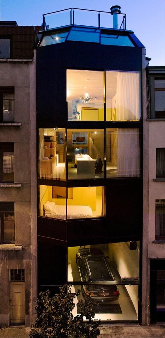 Crepain Spaens House / CSD Architecten, © Luc Roymans