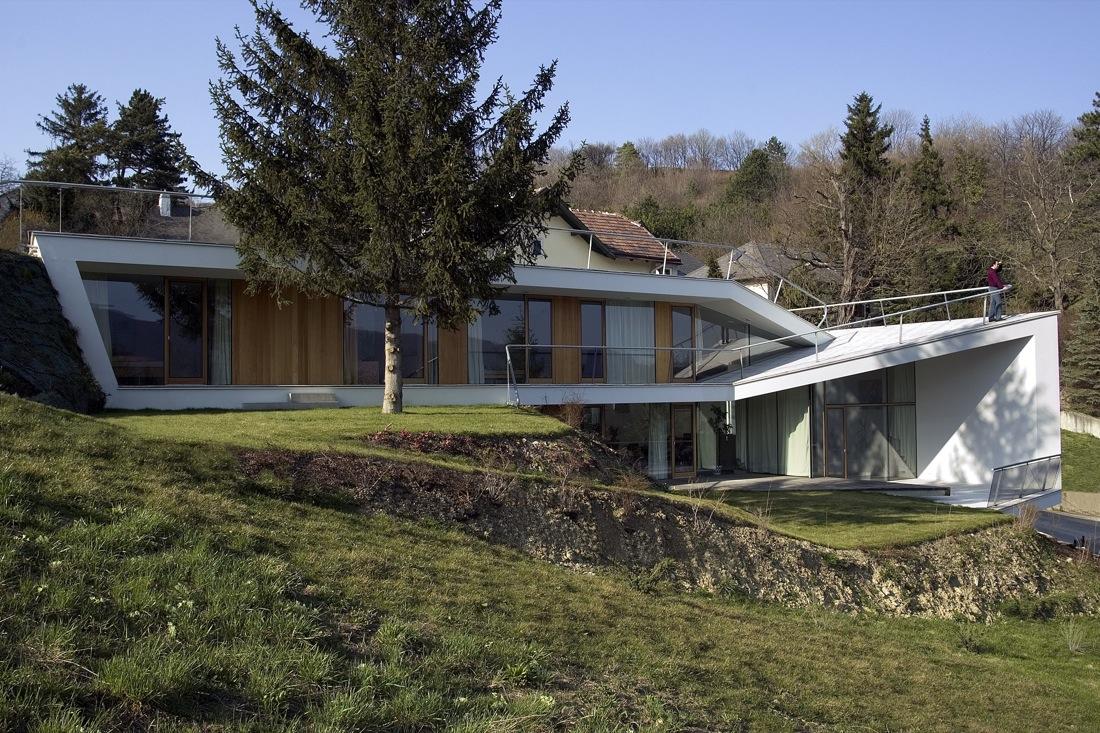 Folded House / x Architekten, © Max Nirnberger & Lorenz Prommegger