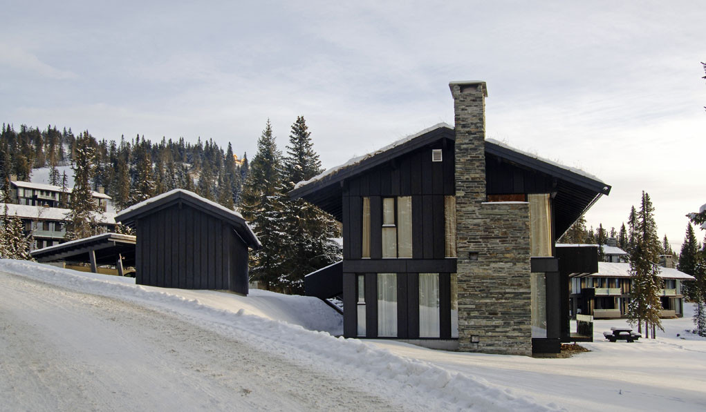 Nirvana Mountain apartments / JVA, © Norsk Form