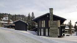 Nirvana Mountain apartments / JVA