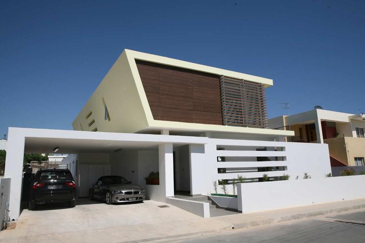 The Antoniou Residence / Koutsoftides Architects, © Agisilaou & Spyrou