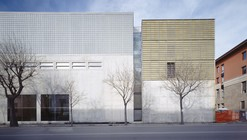 University Students' Housing and Services / C+S Associati