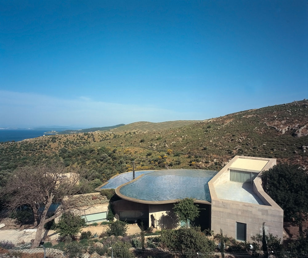Exploded House / GAD, © Ali Bekman