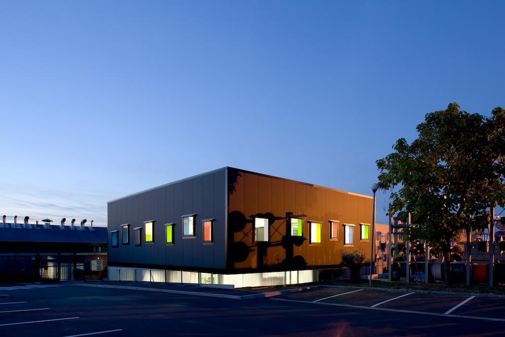 RATP Offices & Laboratories / RH+Architectes, © Stéphane Chalmeau