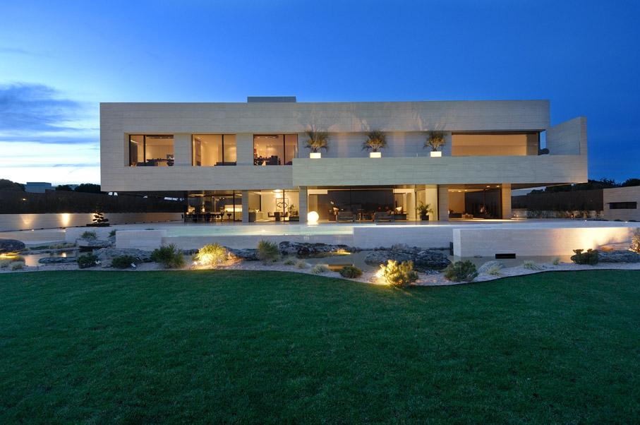 La Finca Residence / A-cero, © Courtesy of A-cero